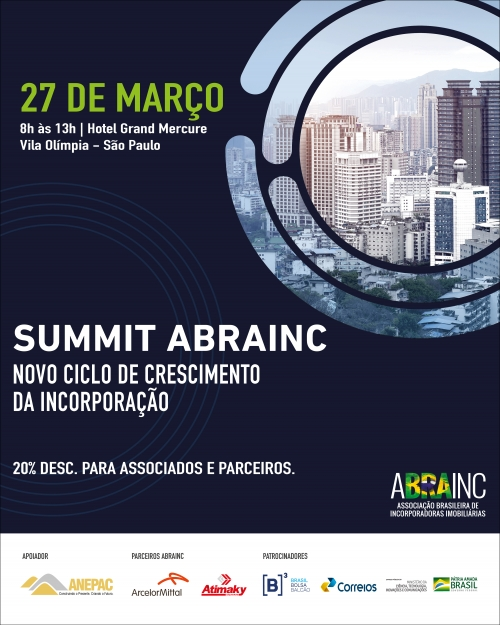 A ANEPAC estará no SUMMIT ABRAINC!